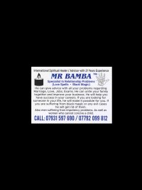 <p><em>Mr. Bamba</em>, 2019<br /> Inkjet print<br /> 100 x 75 cm</p>