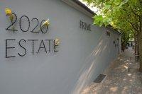 <p><em>¤</em>, 2020<br /> Kunsthalle Basel back wall, CH<br /> Image: Gina Folly</p>