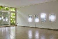 <p>Exhibition view, <em>White Noise</em>, 2015<br /> Kunsthaus Glarus, CH<br /> Image: David Aebi</p>