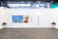 <p>Exhibition view, <em>Swiss Art Awards</em>, 2019<br /> Image: Guadalupe Ruiz</p>